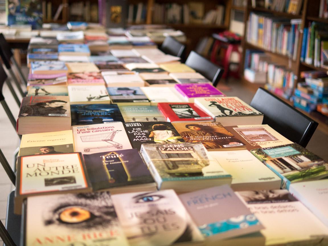 Bibliothèque de Nannay