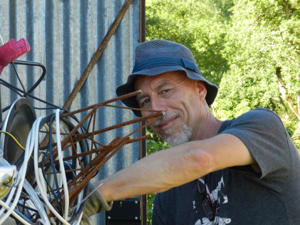 Marc Limousin, plasticien
